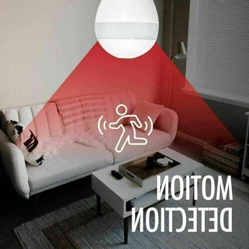 Hidden IP Light Bulb Lamp