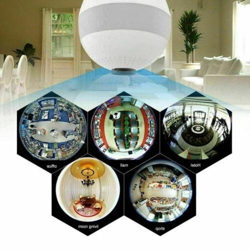 HD 360 Hidden Light Bulb Lamp
