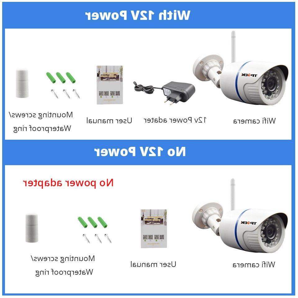 HD 1080P Outdoor WiFi <font><b>Camera</b></font> <font><b>Surveillance</b></font> Wi Fi Waterproof IP Camara Cam