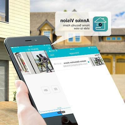 ANNKE DVR Smart Search for Camera System