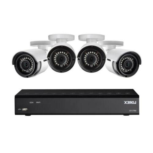 hd security camera system with dvr