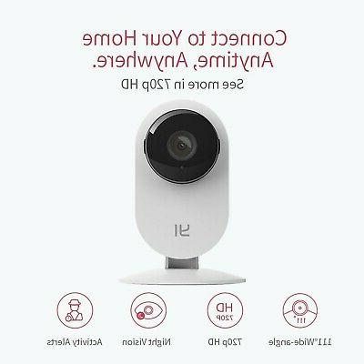 YI Home Camera System White