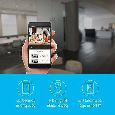 YI Home 4pcs Wireless System