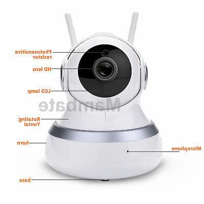 1080P Security HD IP Wireless Smart Audio Surveillance