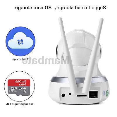 1080P Home Security IP Audio CCTV