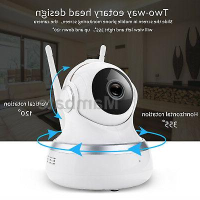 1080P Security HD IP WiFi Audio Surveillance CCTV