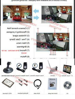 Home 32GB IP Wireless House Phone Remote Monitoring