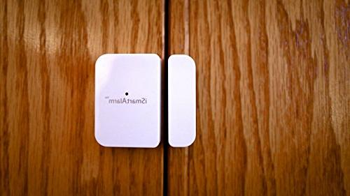 iSmartAlarm Contact Wireless Alexa Compatible  