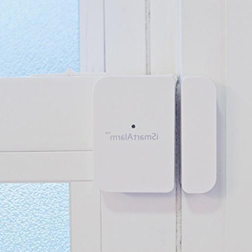 iSmartAlarm Wireless Alexa & Compatible