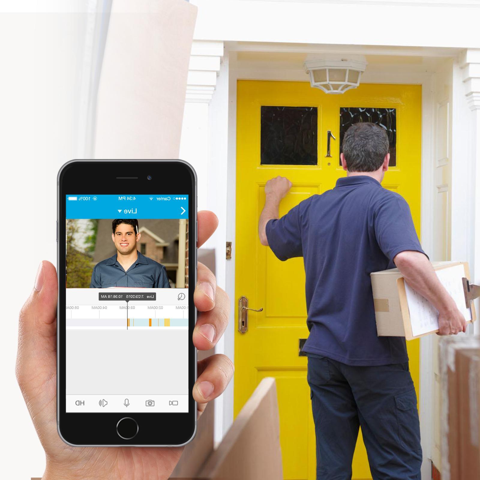 Funlux 720p HD Indoor Home Security