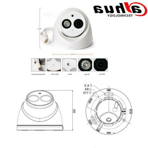 Dahua IR 50M IP67 Dome 2.8mm