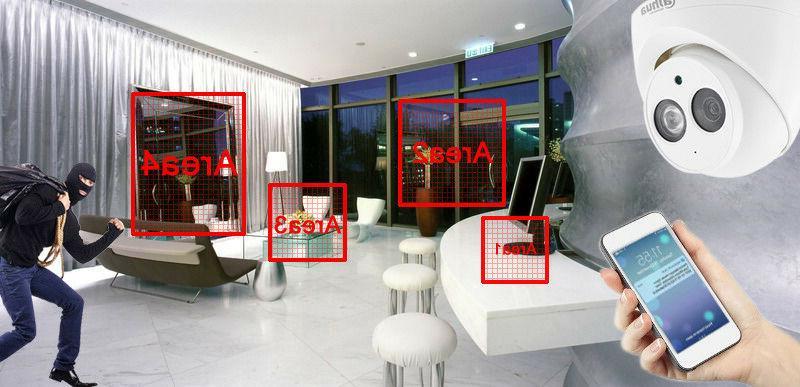 Dahua Camera 4MP POE IR 50M IP67 Dome