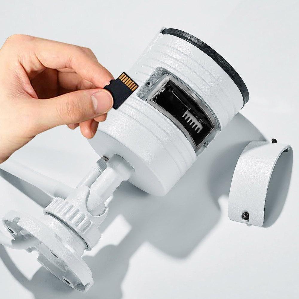 Wanscam HD 2.0MP Wireless <font><b>Security</b></font> <font><b>Camera</b></font> Waterproof Night <font><b>Bullet</b></font>