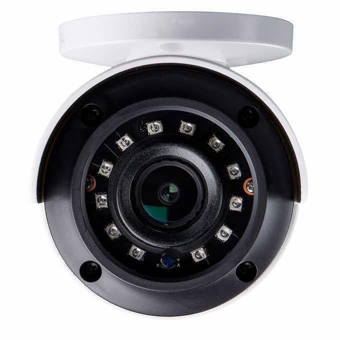 Lorex LBV8531 Ultra Bullet Security Camera Color Vision