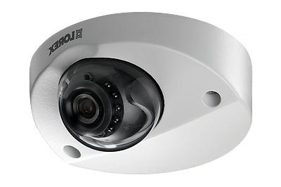 LOREX Audio-enabled HD 1080p dome security camera 2-pack