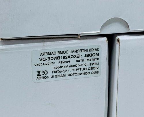 Lot of 6 Indoor Sony 960H CCD II