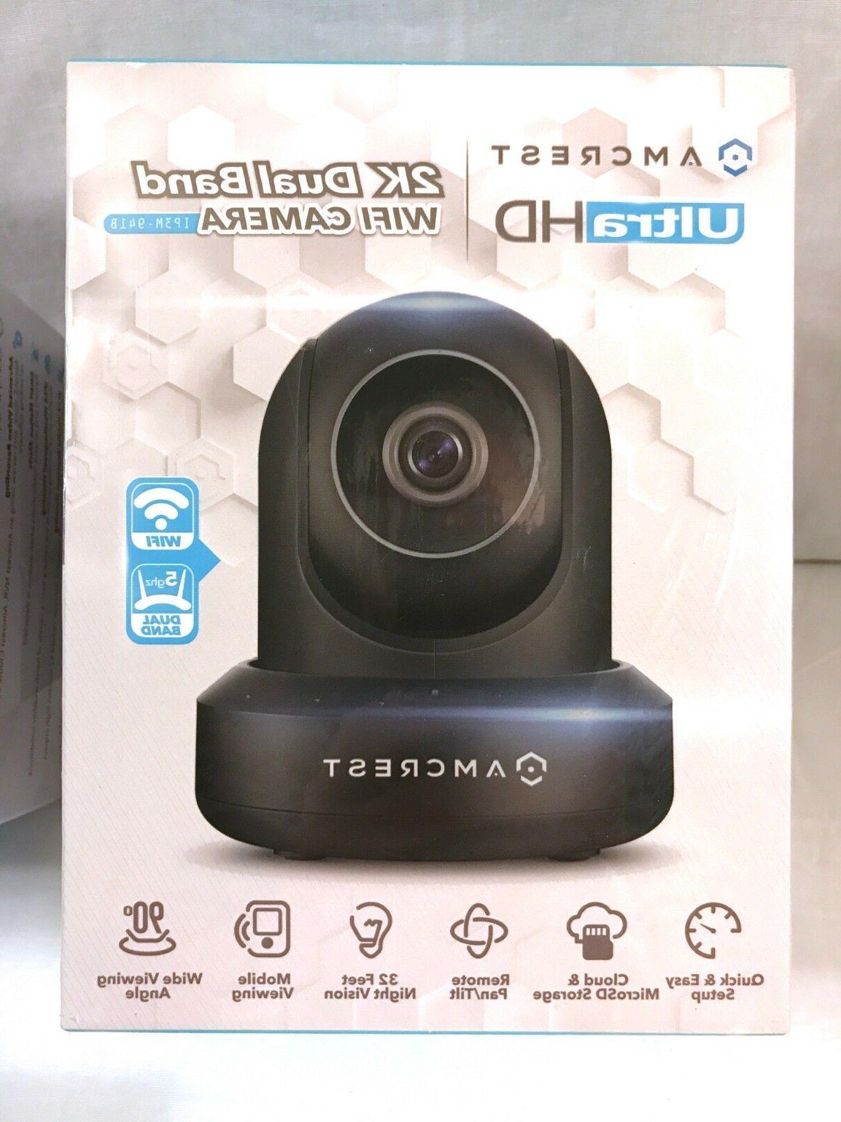 LOT Amcrest IP Cameras, 7 BRAND 2 USED IP cameras