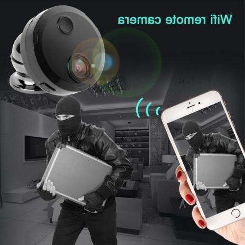 Mini Spy Wifi HD Night Vision