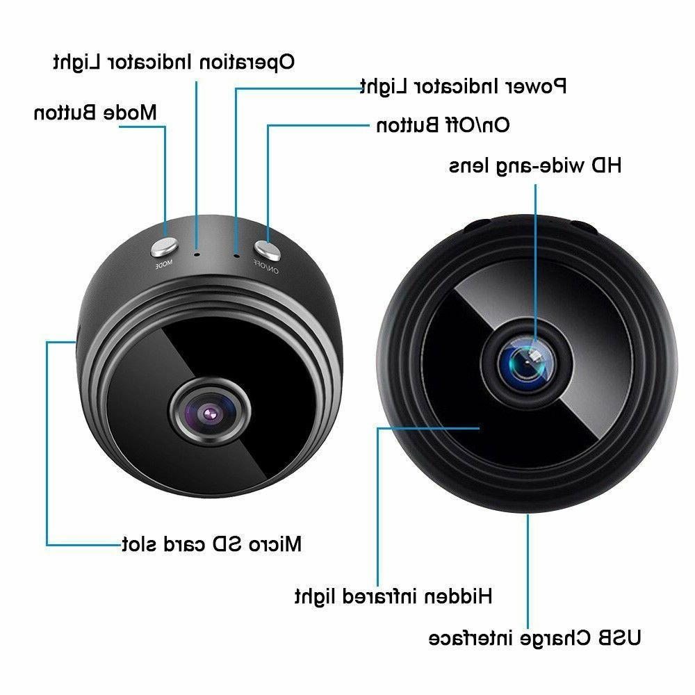Mini IP Security 1080P Vision