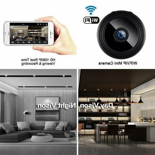 Mini Wireless IP Security Camcorder 1080P DV