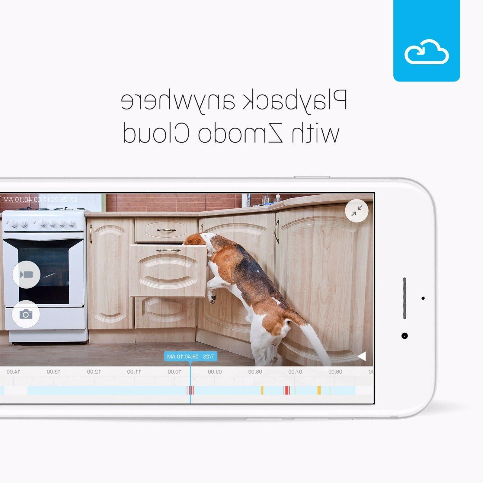Funlux® Mini Wireless IP Security Camera App