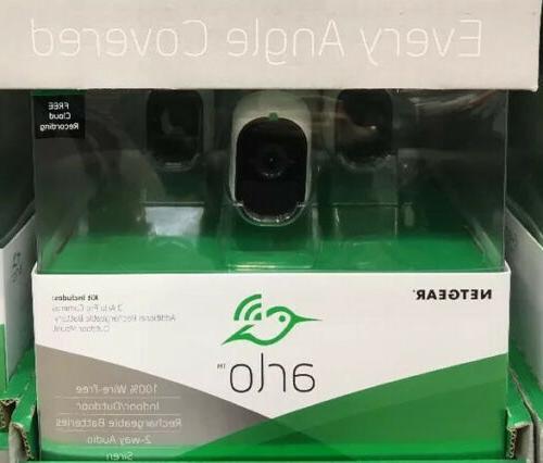 netgear pro smart hd wireless 3 camera