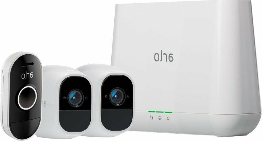 new arlo pro 2 1080p wi fi
