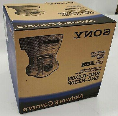 new in box snc rz30n network security
