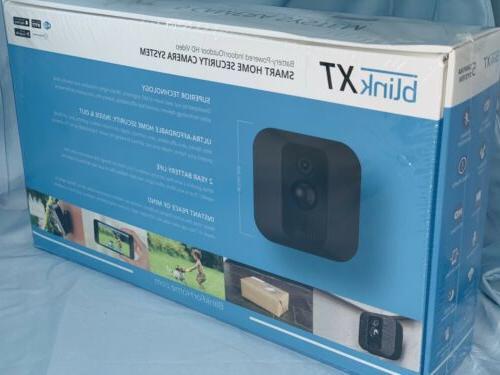 NEW Blink XT Outdoor/Indoor Home Security 5 BKIT004605