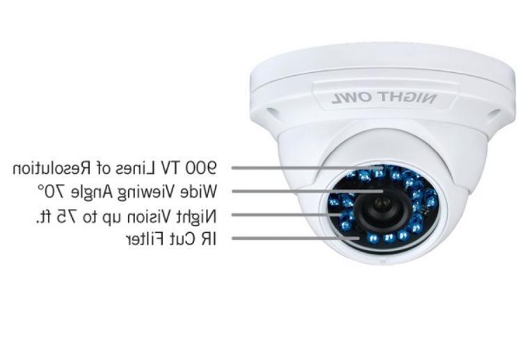 night owl indoor outdoor dome 900tvl add