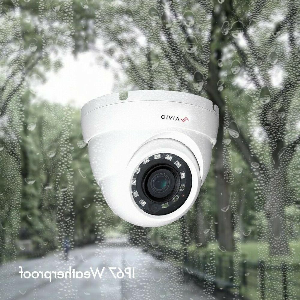 Dahua Wired System 4X1080P Cameras