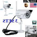 3 X OEM Sricam 720P 1MP IP WiFi Webcam D&N IR Home Security