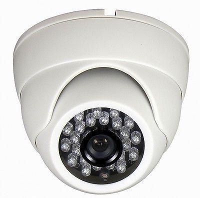 Outdoor Surveillance Camera Security System Dome Color 550TV