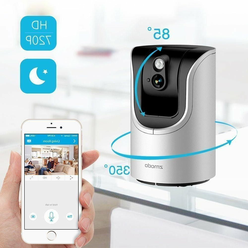 smart wireless surveillance system set