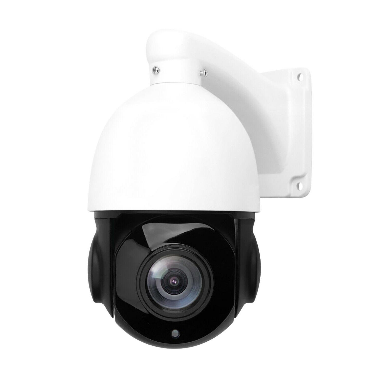 POE Camera 5MP 2592x1944 Pan/Tilt Zoom Speed Dome