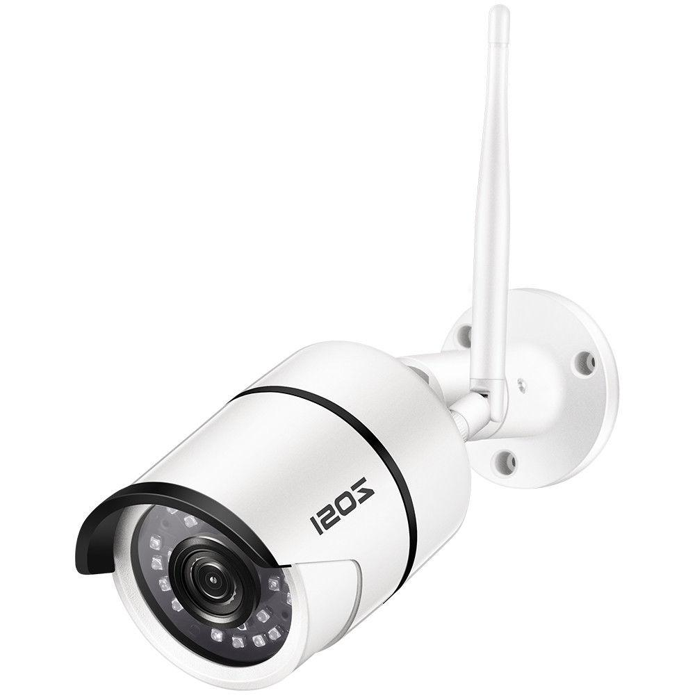 ZOSI Wireless IP Onvif Outdoor Security Vision