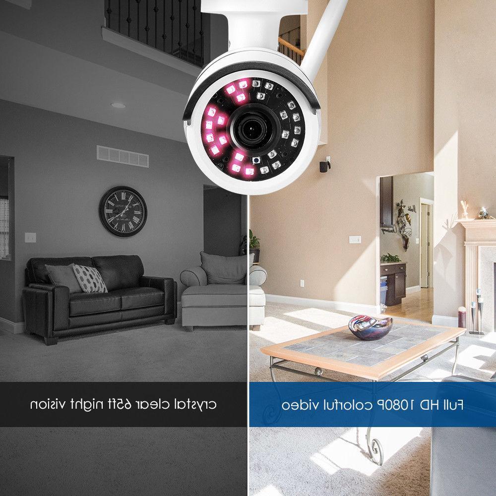 ZOSI IP Camera Security IR