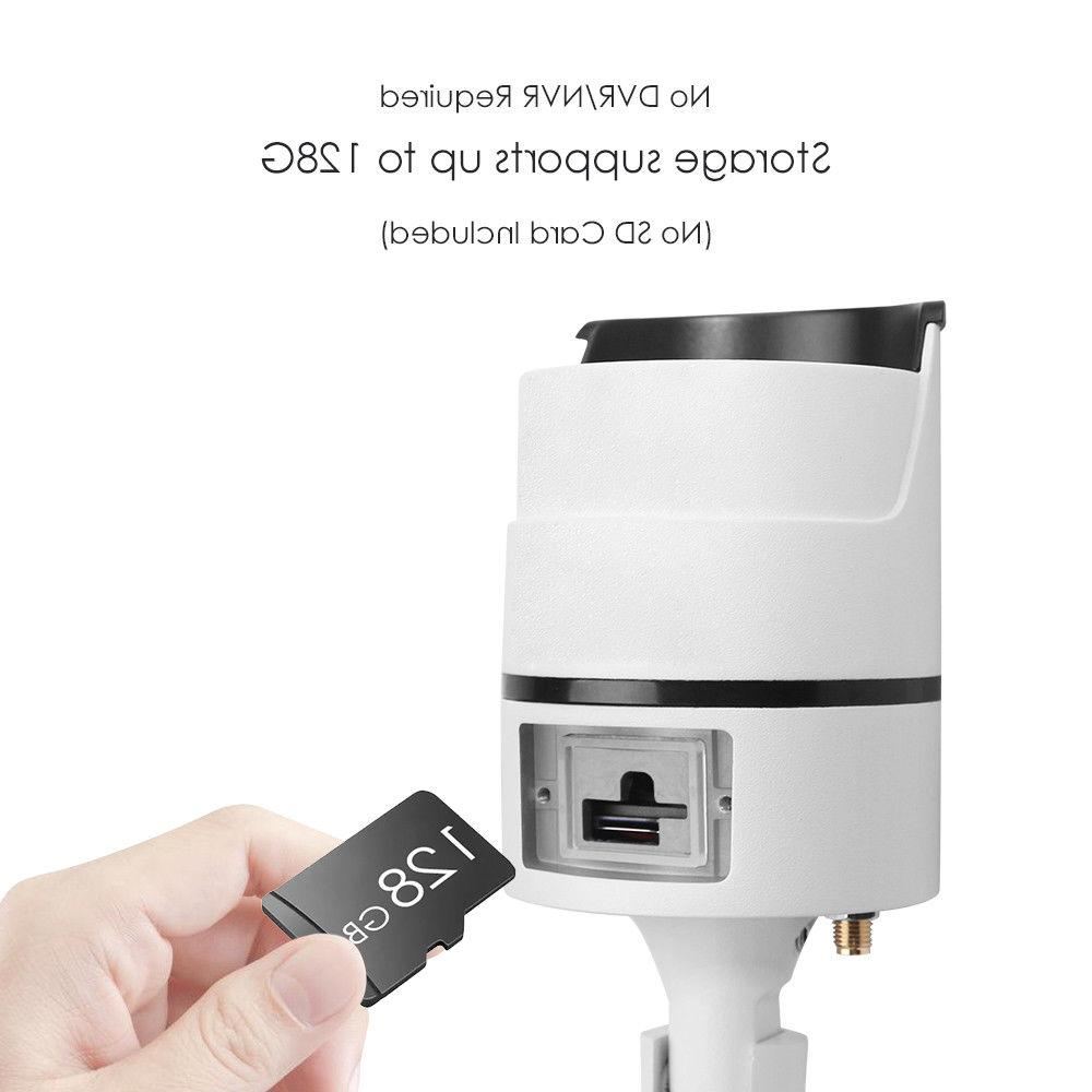 ZOSI 1080P Wireless IP Camera Security Vision