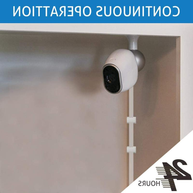 Security Camera Power Weatherproof Outdoor Charge 3.0 /