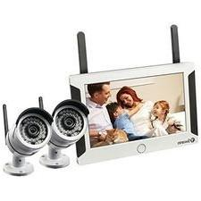 Swann Security Products SwannSecure Video Surveillance Syste