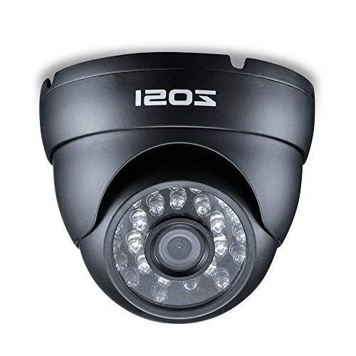 ZOSI 8-Channel Security and 720P with LEDs