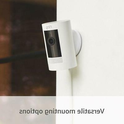 Ring Stick Cam Plug-In camera with Alexa