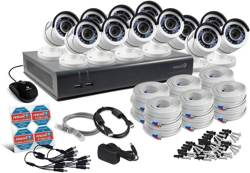 New Channel Security & 12 cameras