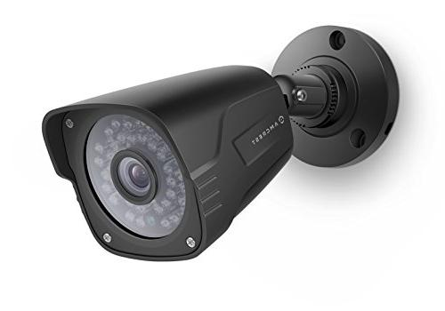 Amcrest UltraHD 4CH Video Four Weatherproof Bullet LED Vision, Hard Drive Over