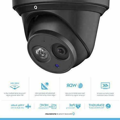 Amcrest UltraHD Outdoor Security IP Camera,