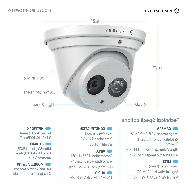 Amcrest Security IP Camera