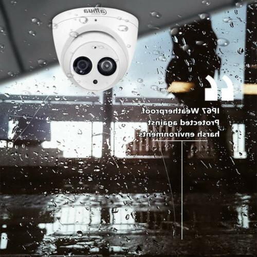 US HD IPC-HDW4631C-A PoE Turret Camera