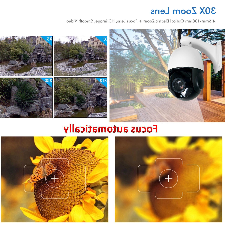 HD Speed Pan Tilt 30X Network Security