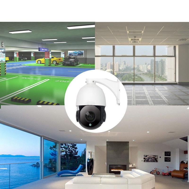 HD Speed IP Pan Tilt Zoom IR Network Cameras