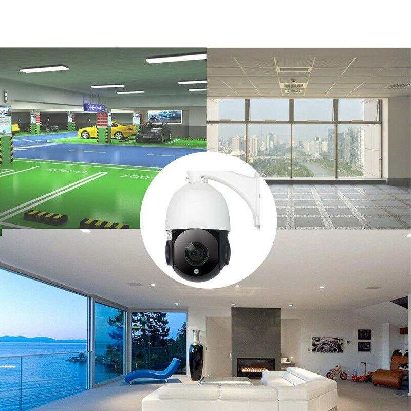 HD Speed IP Pan Tilt Zoom IR Network Cameras